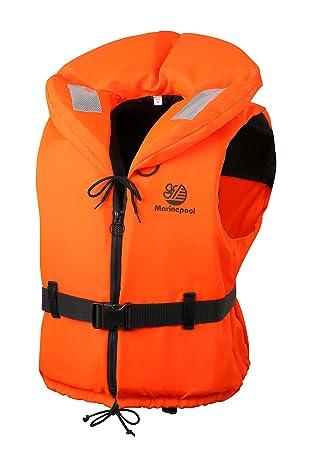 Marinepool 100n - Chaleco salvavidas infantil Talla:10 -20 kgs ...