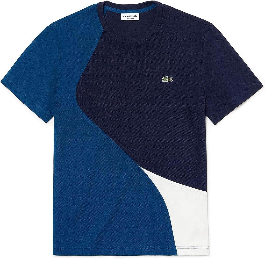 Lacoste - Camiseta Hombre - Th8551: Amazon.es: Ropa y accesorios