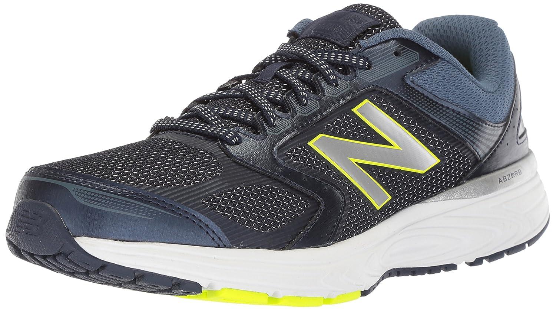 New Balance Men's 560v7 Cushioning Running Shoe B0751RBMZH 17 D(M) US|Navy