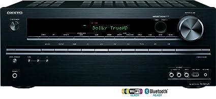 Amazon Com Onkyo Tx Nr525 5 2 Channel Network Audio Video Receiver