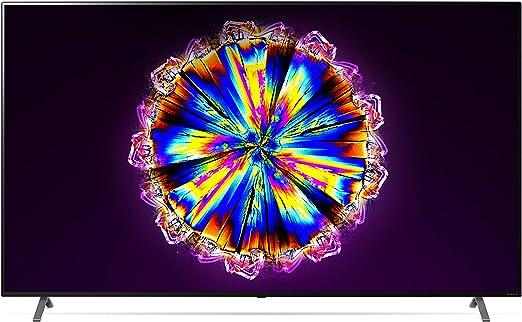 Lg 86nano906na 217 Cm 86 Zoll Nanocell Fernseher 4k Triple Tuner Dvb T2 T C S2 S Dolby Vision Dolby Atmos Cinema Hdr 100 Hz Smart Tv Modelljahr 2020 Heimkino Tv Video