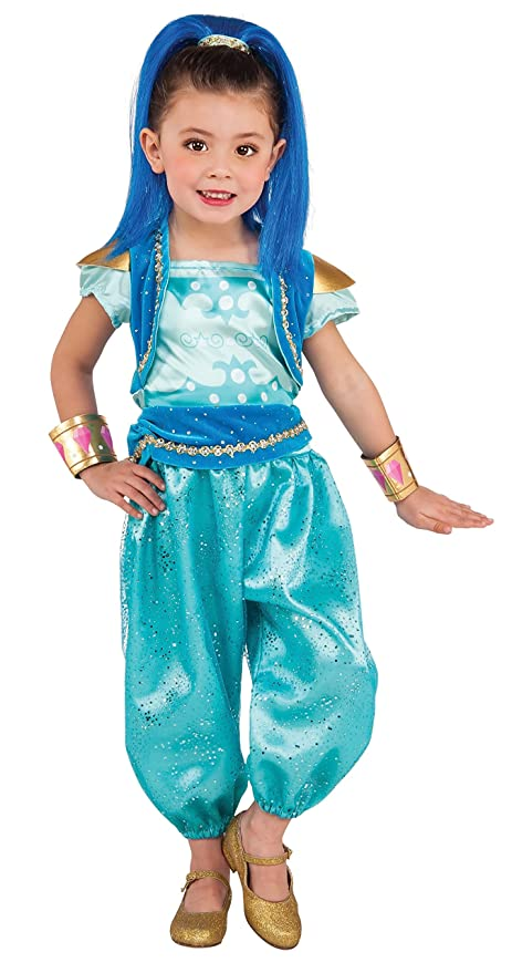 rubies costume shimmer shine deluxe shine costume