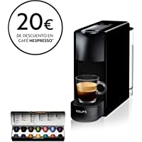 Krups Nespresso XN1108 Essenza Mini Cafetera de cápsulas