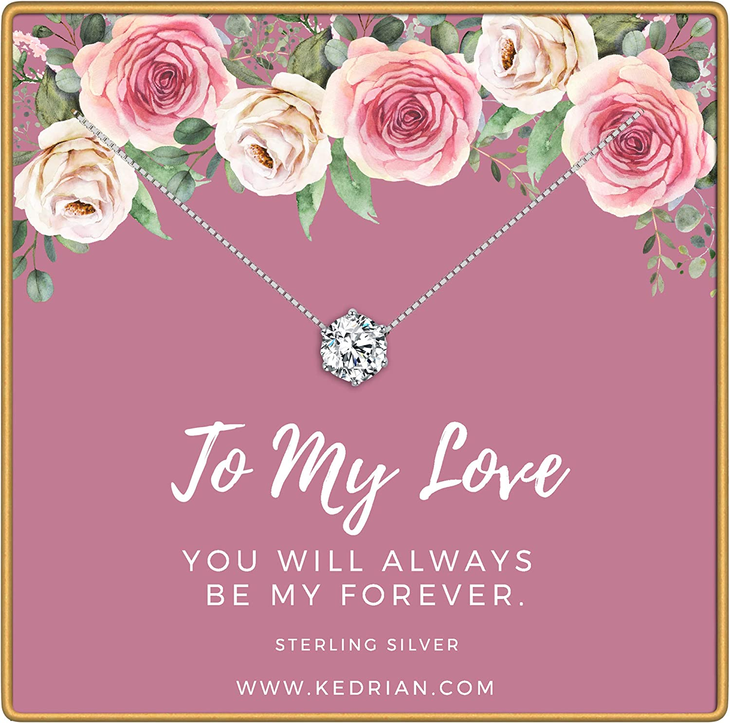 KEDRIAN To My Love Necklace...