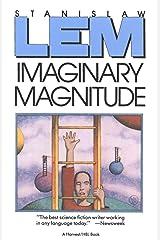 Imaginary Magnitude Kindle Edition