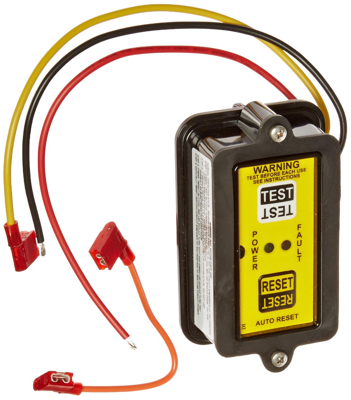 Hubbell GFSM240A Sensing Module, Auto Reset, 240 VAC