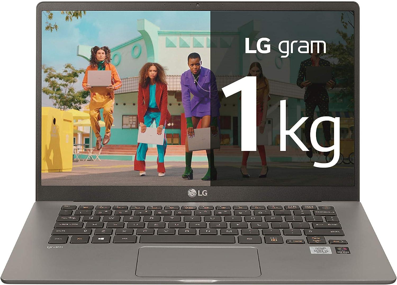 Portátil ultraligero LG gram de 14″ Intel Core i7 16GB+512GB SSD por 999€ ¡¡Ahorras 242€!!