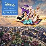 Disney Dreams Collection by Thomas Kinkade Studios: 2021 Mini Wall Calendar