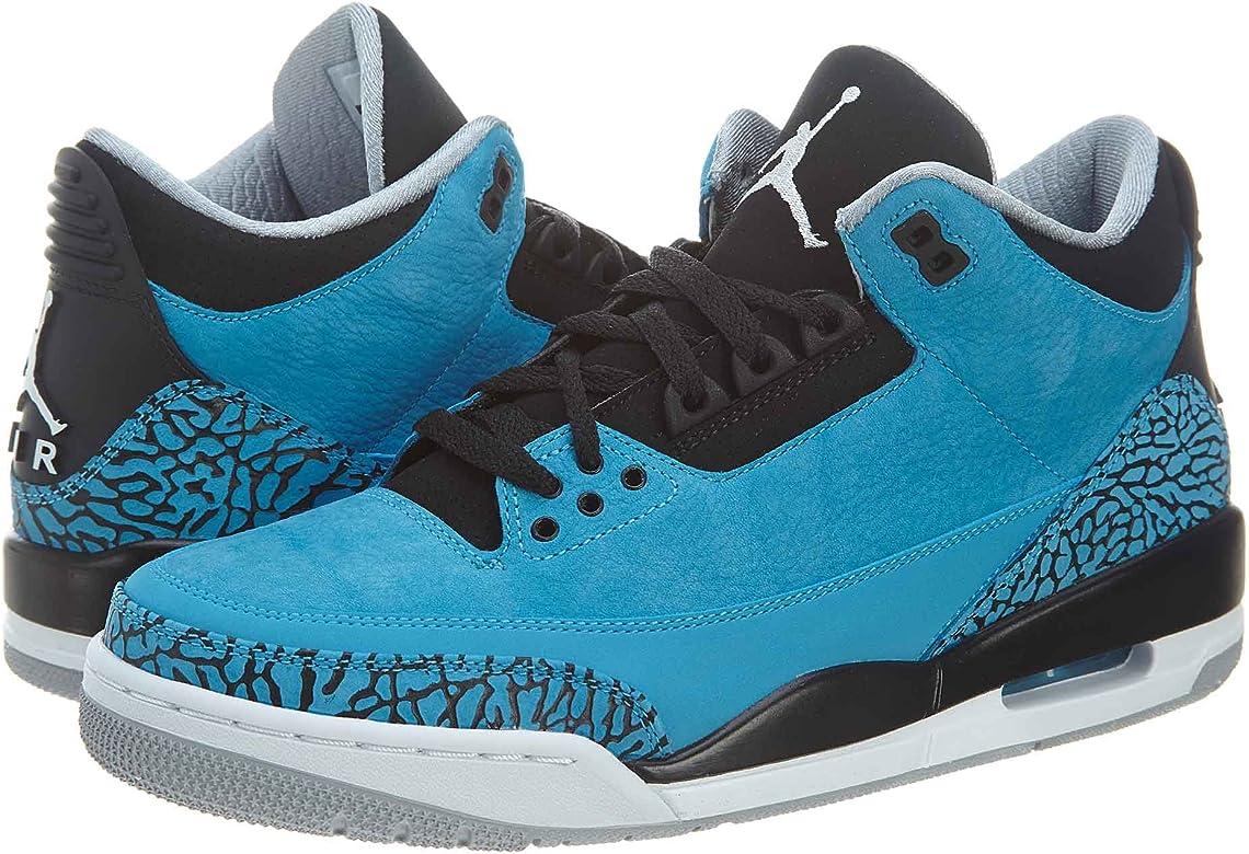Amazon.com: Nike Air Jordan 3 - Zapatillas de baloncesto de ...