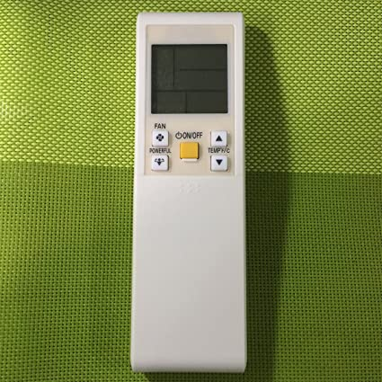 Replacement for DAIKIN AC Remote Control Model Number ARC452A15/ARC452A16/ARC452A17/ARC452A18/