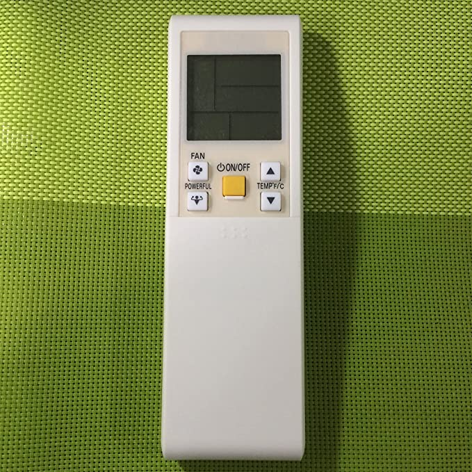 Amazon.com: Replacement for DAIKIN AC Remote Control Model Number ARC452A15/ARC452A16/ARC452A17/ARC452A18/ARC452A19/ARC452A20/ARC452A21 ...: Home & Kitchen