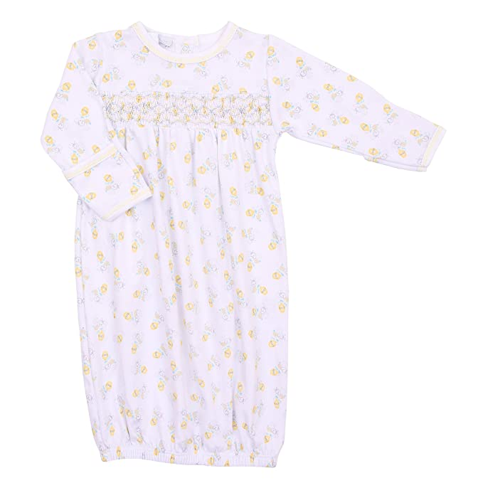 574785ced Amazon.com  Magnolia Baby Unisex Baby Vintage Honey Bee Smocked Gown ...