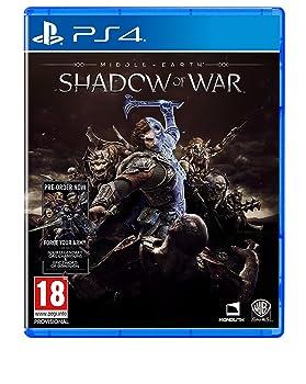 Mittelerde: Schatten des Krieges [PS4]