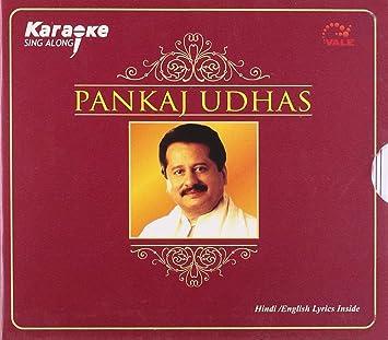 Karaoke Sing Along Pankaj Udhas (Hindi/english Lyrics Booklet Inside)
