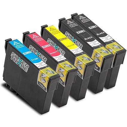 Cartuchos de tinta, compatibles con Epson T29XL, con Chip, para ...