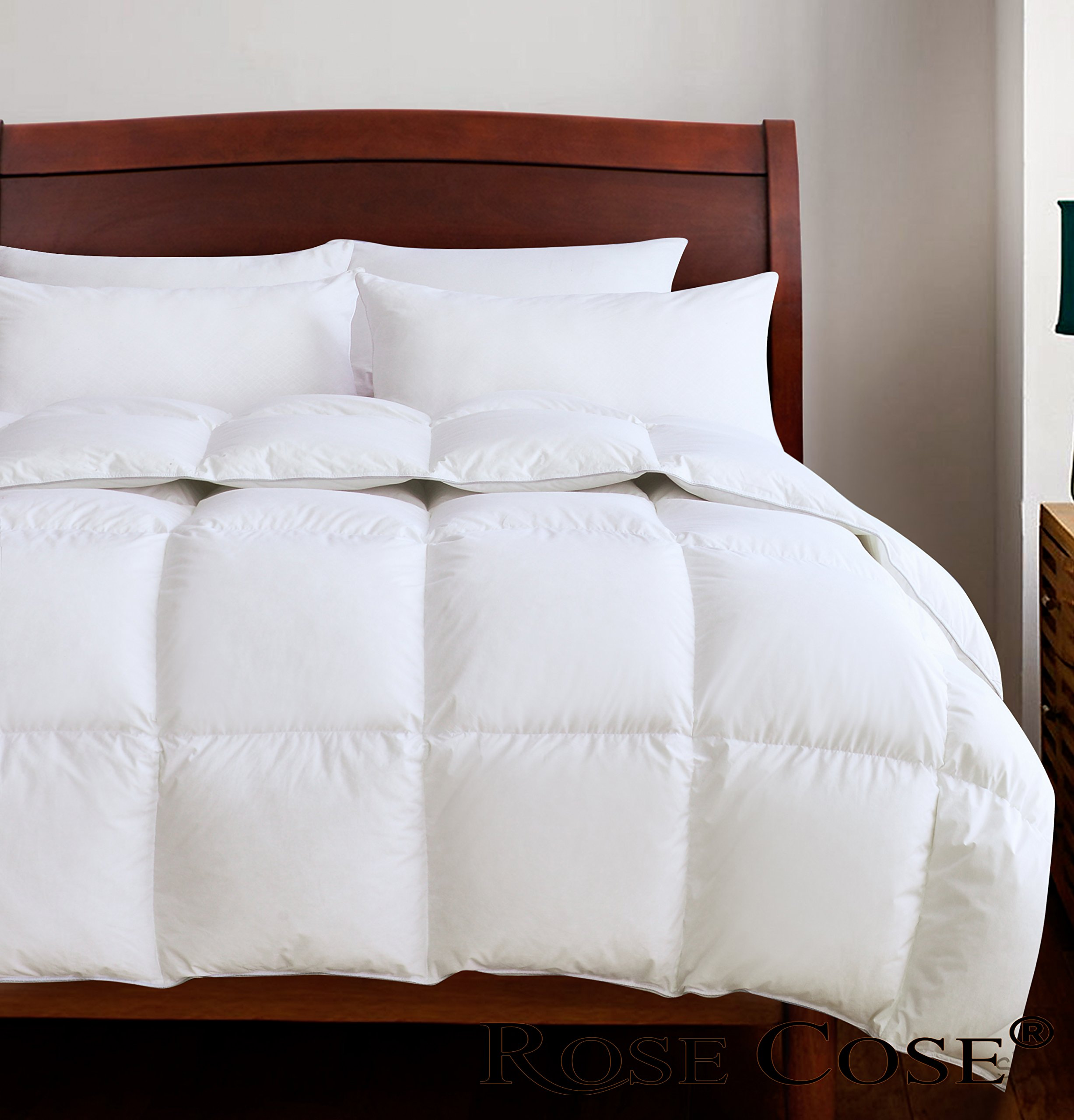 duvet lands top end home queen goose comforter down reviews insert rated comforters essential products best