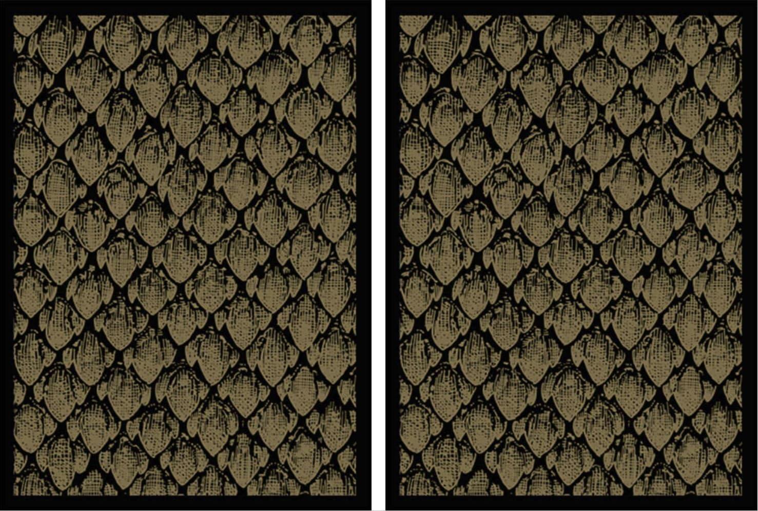 100 Legion Supplies Zen Garden Deck Protector Sleeves and Box