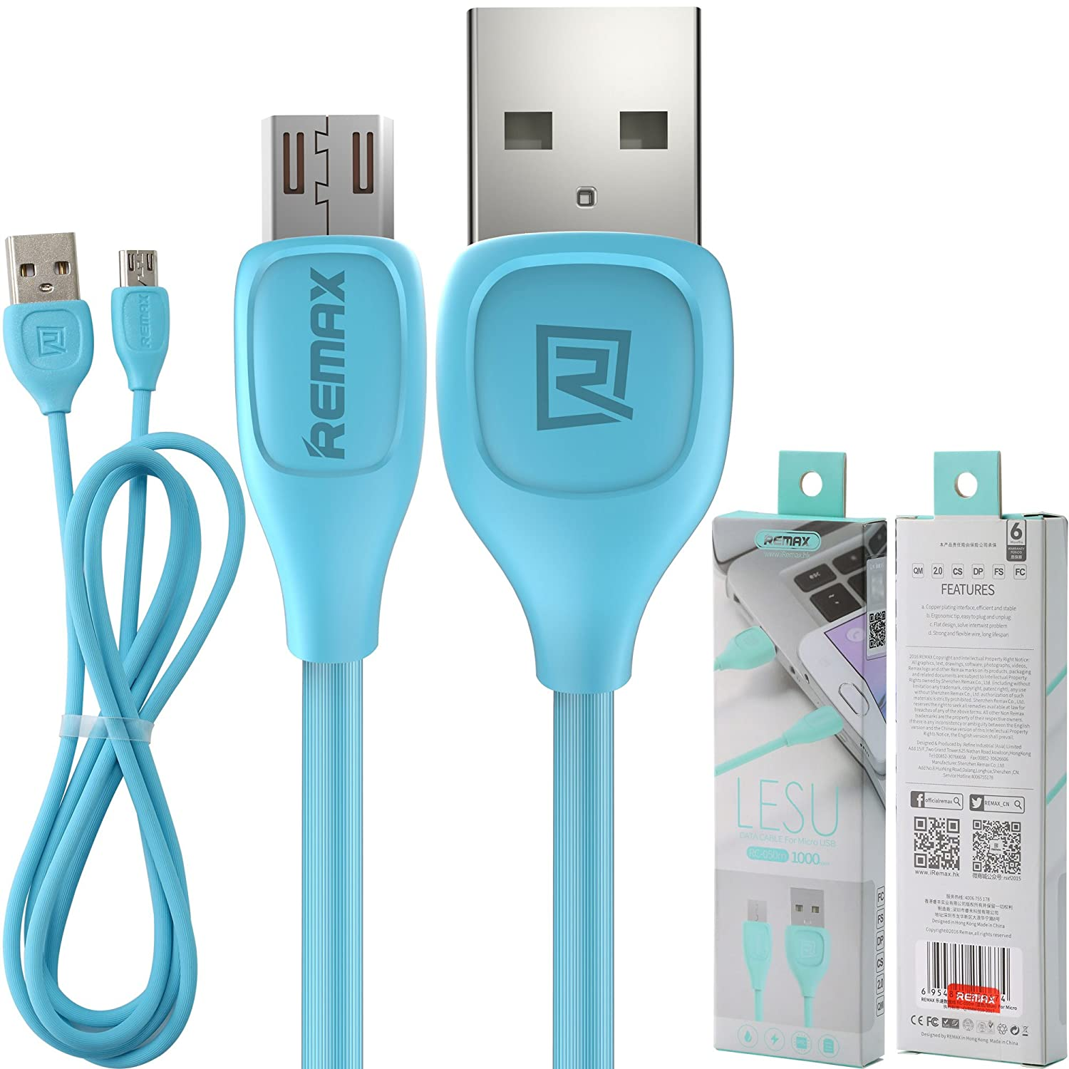 Remax USB Charging Cable ONLY.