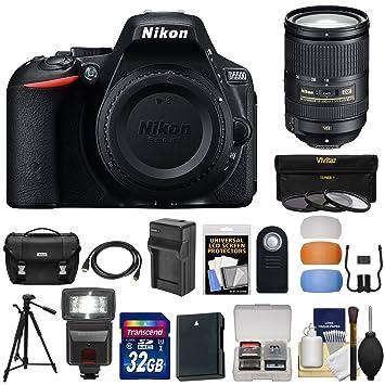 Amazon.com: Nikon D5500 WiFi Digital Cuerpo de la cámara SLR ...