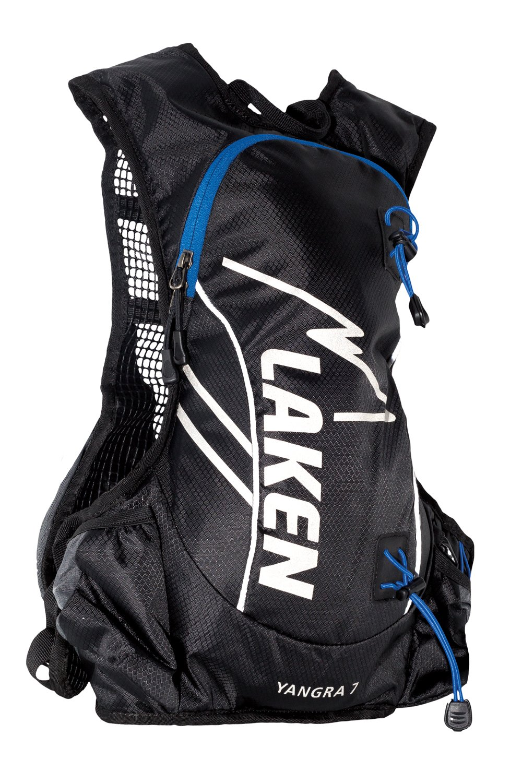 Laken Rider Hydration Yangra Backpack Black 7L Laken Bottle Corportaion RF7N