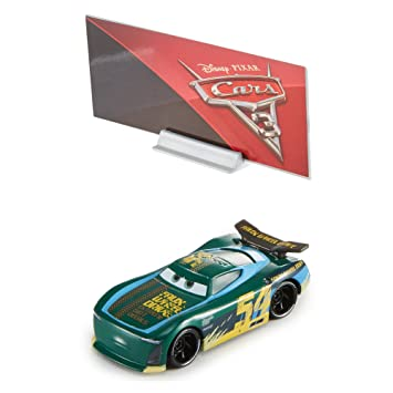 Mattel Hot Wheels Flb66 Cars3 Herb Curbler Character Amazon Co