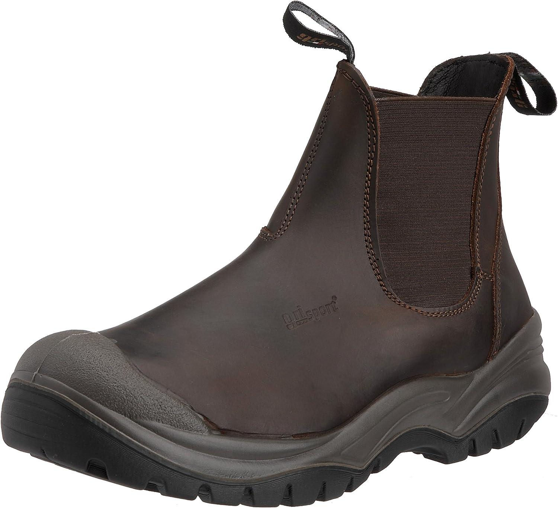 Grisport Mens Chukka S3 Safety Boots