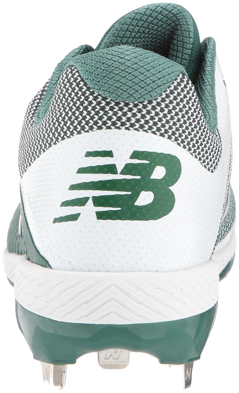 New Balance Balance Balance Men's L4040v4 Metal Baseball schuhe, Grün Weiß, 15 D US 4eb2fa