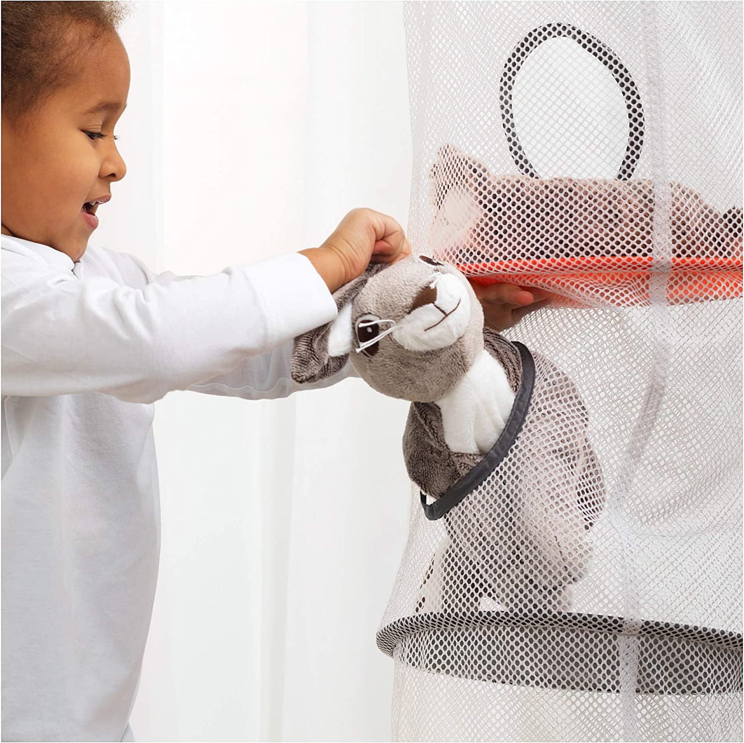 Fantasia Ideal for the organisation of children Helps to keep in order attravero The Shooting Target 168 x 29 cm IKEA PS F/ÅNGST Hanging storage with 6 Compartments