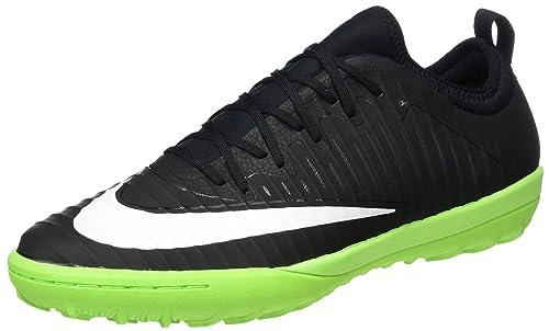 sale retailer 0fc00 a7358 ... denmark nike mercurialx finale ii tf turf soccer shoe black electric  green lima e4e9b 7fdac