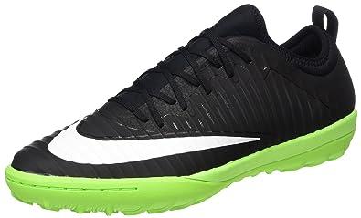 Nike Mens Mercurialx Finale II Turf Shoes [Black] (10)