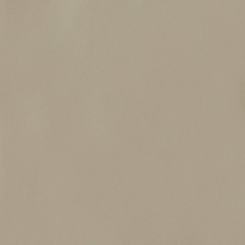 Deconovo Rideau Occultants /à Oeillets Thermique Isolant Rideau Enfant Garcon en Chambre Salon Design Moderne Rideau Grande Hauteur 254x242cm Tissu Beige Fonc/é