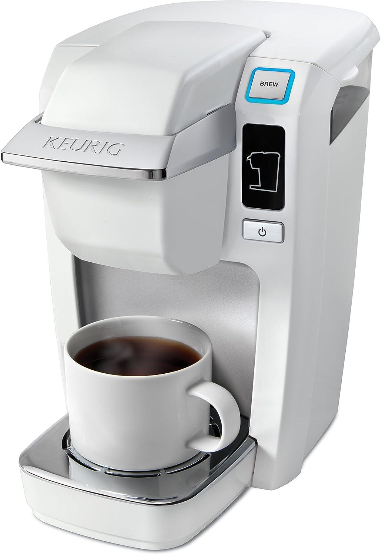 Amazoncom Keurig K10 Mini Plus Brewing System White Kitchen Dining