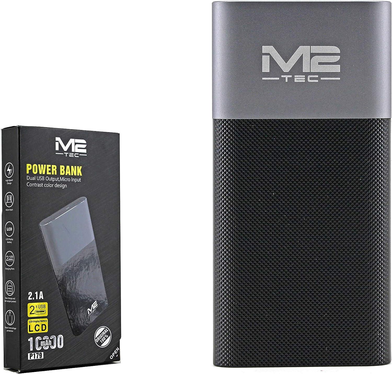 10,000mAh Dual USB LCD Powerbank