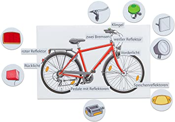 Betzold 754488 Das Verkehrssichere Fahrrad Verkehrserziehung