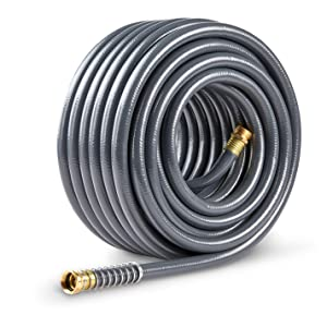 Gilmour Flexogen Super Duty Gray 5/8 Inch X 100 Feet