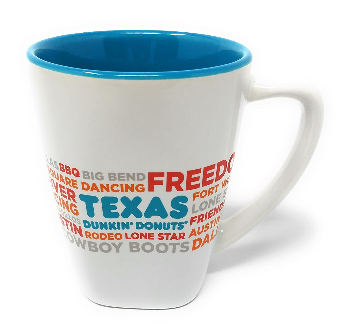 Amazon.com: Dunkin Donuts TEXAS America Runs on Dunkin 2016 Coffee ...