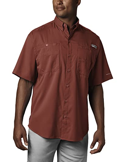 0805a8a283a Amazon.com  Columbia Men s Tamiami II Short Sleeve Fishing Shirt ...