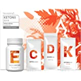 Ketopia 10 Day Reset Pack - Enter Nutritional Ketosis in Less Than 1 Hour (Vanilla)