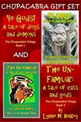 Chupacabra Gift Set: Books 1 & 2 of the Chupacabra Trilogy Kindle Edition