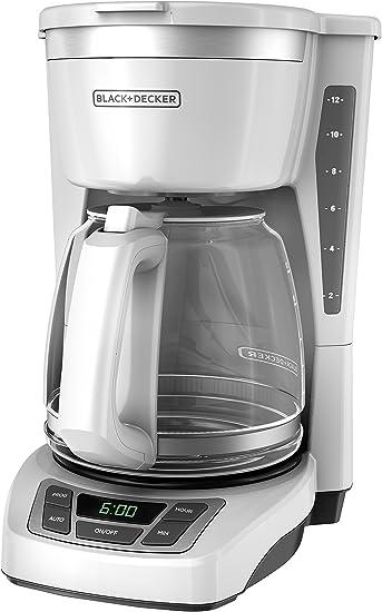 Amazon.com: Black+Decker, DLX1050B, Máquina de café ...
