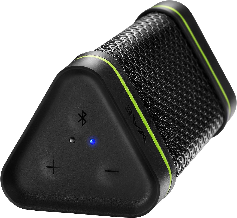 Hercules 4780560 - Altavoz portátil Bluetooth, color negro