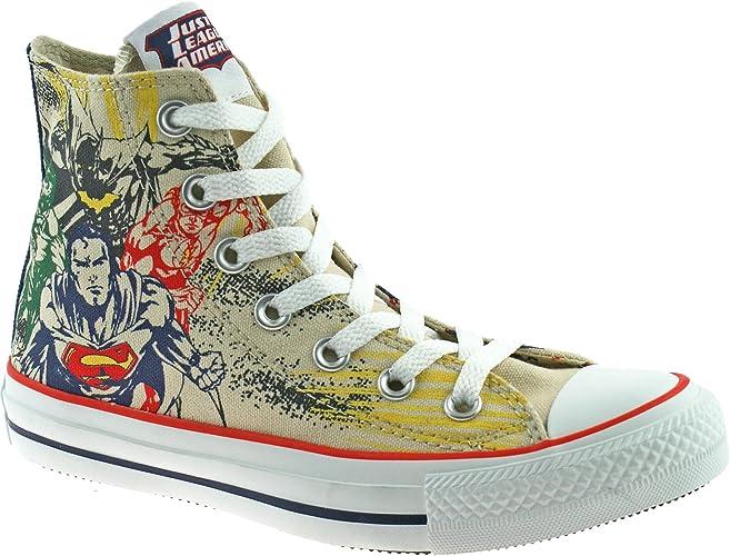 Star Hi DC Comics Justice League Angora