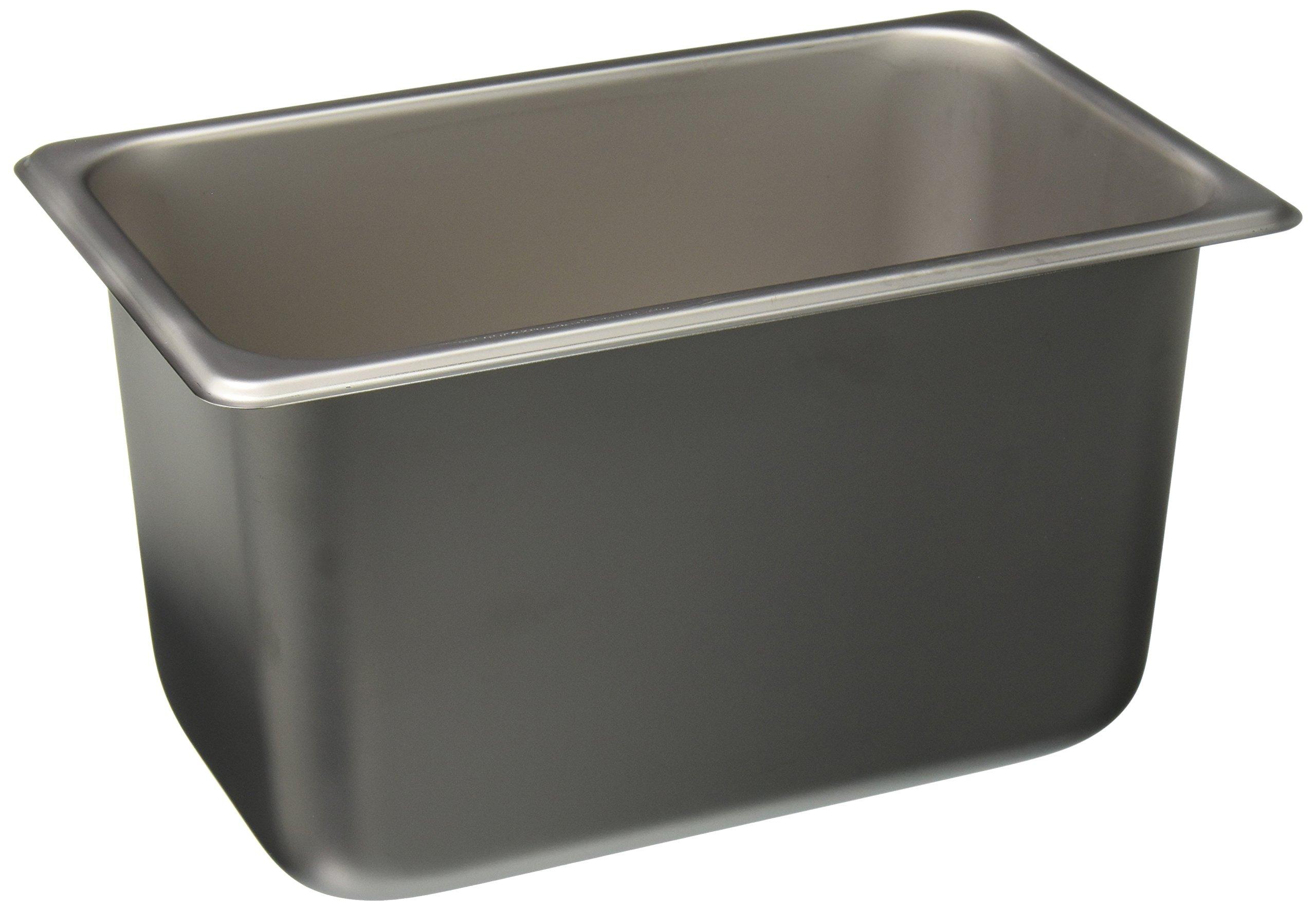 Winco SPQ6 1/4 Size Pan, 6-Inch