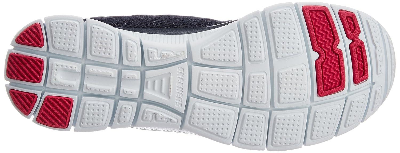 Skechers B01JPGKNKQ Sport Women's Obvious Choice Fashion Sneaker B01JPGKNKQ Skechers 7 C/D US Women|Navy/Pink 635544