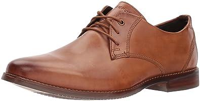 rimligt pris premium urval högmode Rockport Men's Style Purpose Blucher Oxford: Amazon.co.uk: Shoes ...