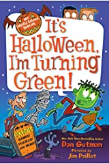 My Weird School Special: It's Halloween, I'm Turning Green! Kindle Edition