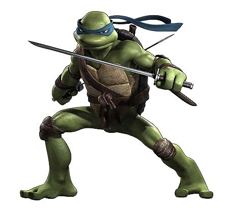 Stickers tortuga ninja leonardol 15135, 100 cm: Amazon.es: Hogar