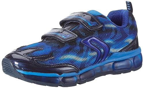 Geox J Android A, Zapatillas para Niños: Amazon.es: Zapatos y complementos