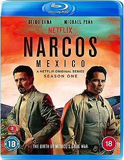 NARCOS: MEXICO - Staffel 1 [Alemania] [Blu-ray]: Amazon.es: Luna, Diego, Diaz, Alyssa, Staton, Aaron, Baiz, Andrés, Luna, Diego, Diaz, Alyssa: Cine y Series TV