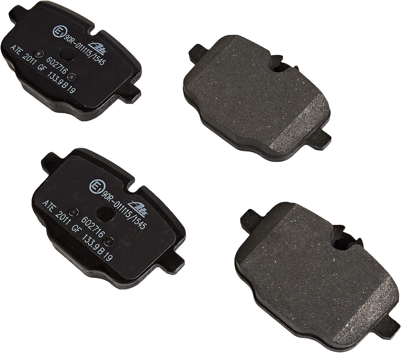 Ate 13046027162 Disc Brake Pad Set Auto